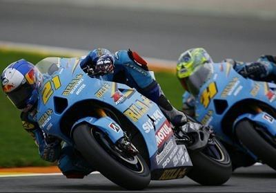 Moto GP Test Sepang D.1: Suzuki ouvre le bal