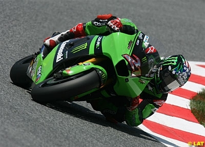 Moto GP - Retrait de Kawasaki: Kawasaki Racing Team 2002 - 2008