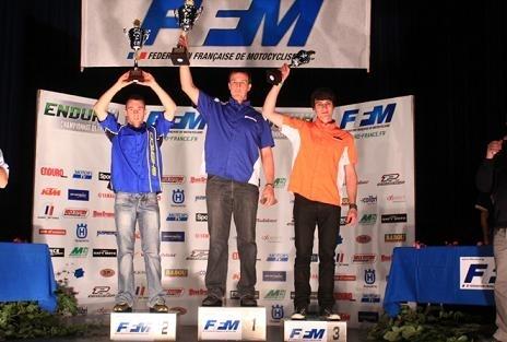 Enduro France :   2 victoires pour Romain Boucardey, mais le titre Junior à Alexandre Queyreyre