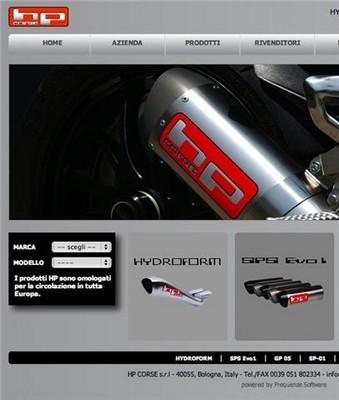 Nouveau site HP Corse en ligne.