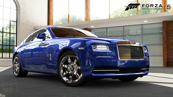 Rolls Royce fait son entrée officielle dans l'univers des jeux vidéo!