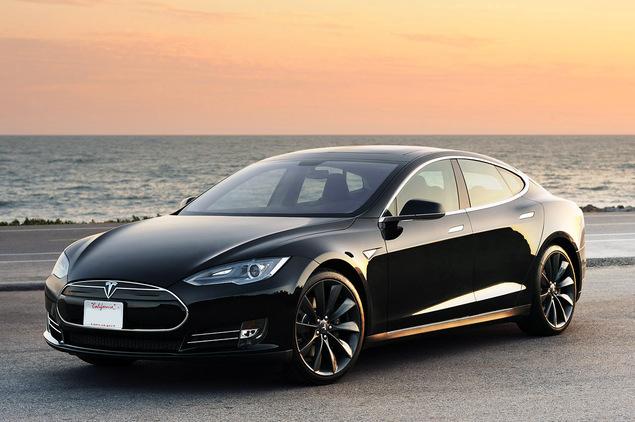 Ventes Tesla Model S : mieux que la Volt mais aussi qu'Audi A8, BMW Série 7 et Mercedes Classe S !