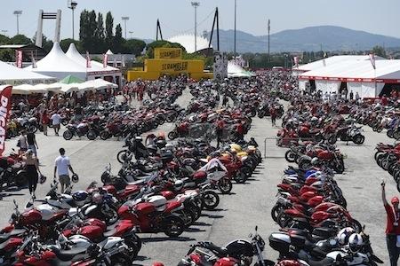 World Ducati Week 2016 : ouverture des billets le 23 mars