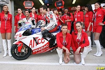 Moto GP - Ducati: Alice quitte le pays des merveilles !