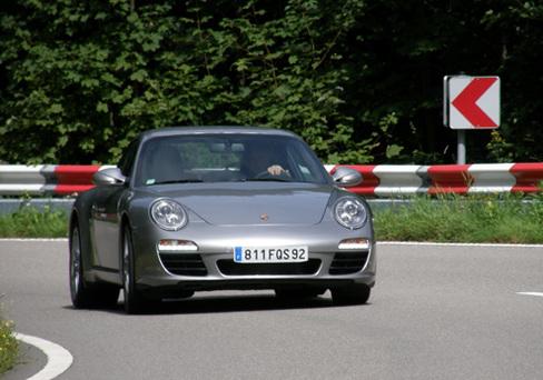 Essai - Porsche 911 Carrera S PDK : propre et robotisée