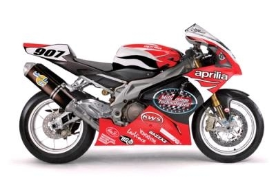 Endurance - Aprilia: La RSV pour Daytona se prépare