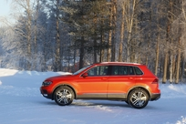 Volkswagen Tiguan : le teasing et les premières photos de l'essai