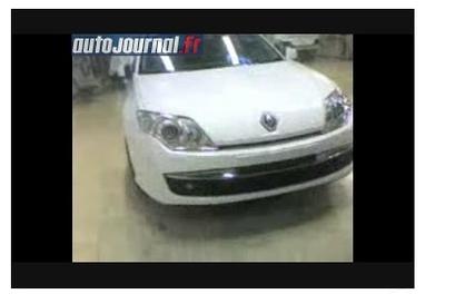 Renault Laguna 3: le break et la berline dévoilés en vidéo !!