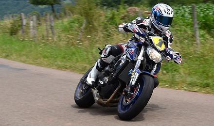 Acualité - Yamaha: la MT-09 a déjà son premier titre en compétition