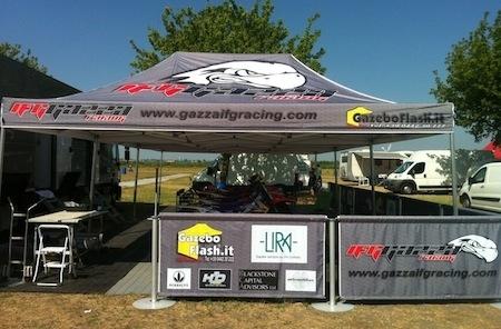 Supermotard 2013 : Marie-Luce au championnat d'Europe et d'Italie avec IFG Gazza Racing