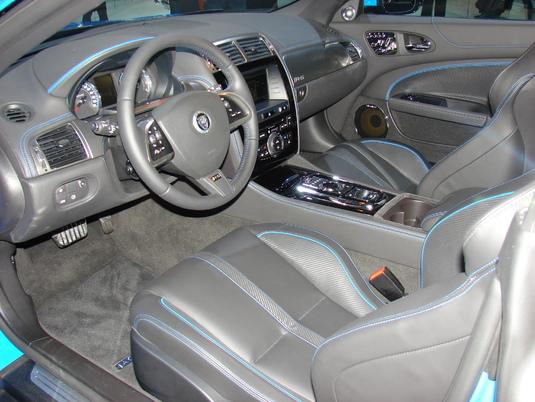 La Jaguar XKR-S en direct de Genève : un guépard chez Jaguar