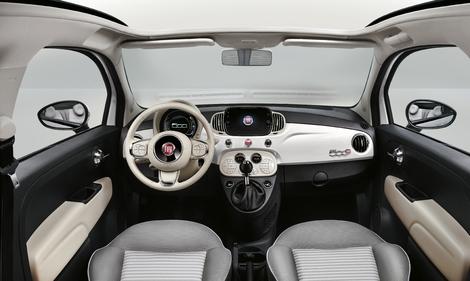 Salon de Genève 2018 - Fiat lance la série spéciale 500 Collezione