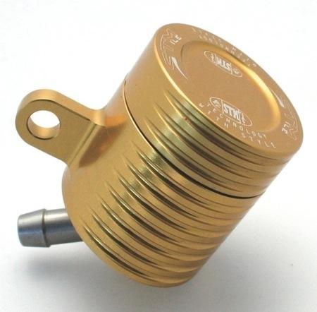 STM: bocaux alu pour maître-cylindre