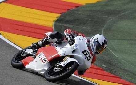 GP Aragon 125 : Louis Rossi victime une nouvelle fois de coupures moteur, désarmant !