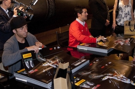 Salon de Milan 2011, Pirelli: un Diablo Supercorsa pour la 1199 Panigale