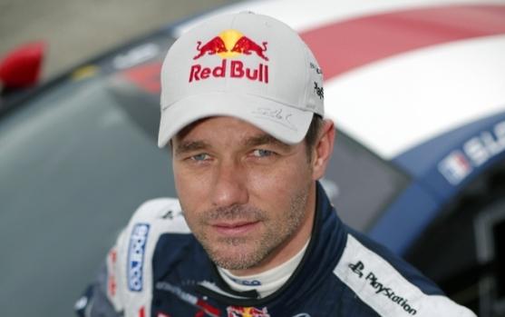 Sébastien Loeb en rallycross à Lohéac!