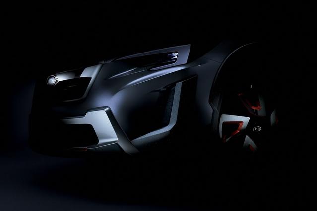 Salon de Genève 2016 : Subaru nous annonce le concept XV