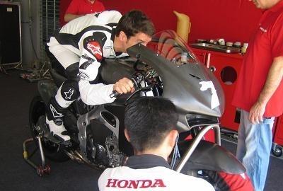 Moto GP: Les pilotes poussés à l'anoréxie ?