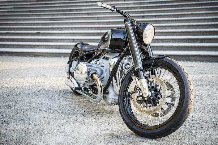 BMW Motorrad : le Concept R18, entre tradition et avenir