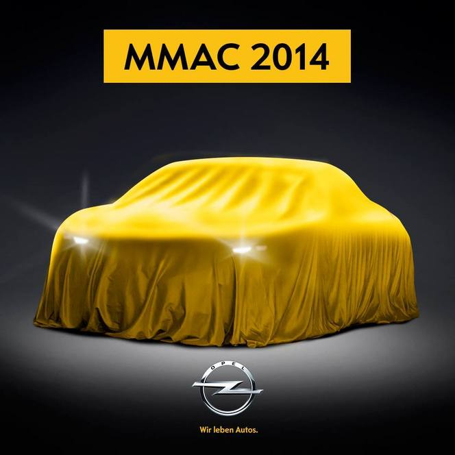 Salon de Moscou - Opel tease un mystérieux modèle