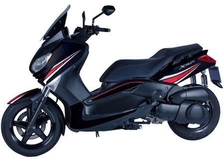 Puig: kit d'adhésifs pour Yamaha X-Max