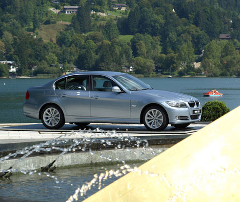 Essai - BMW Série 3 restylée : validation des acquis