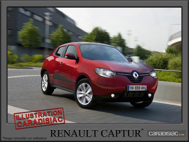 Mini 4x4 Renault en 2013 : comme ça ?