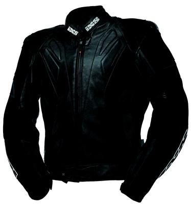 Blouson en cuir imperméable: IXS Coronado.