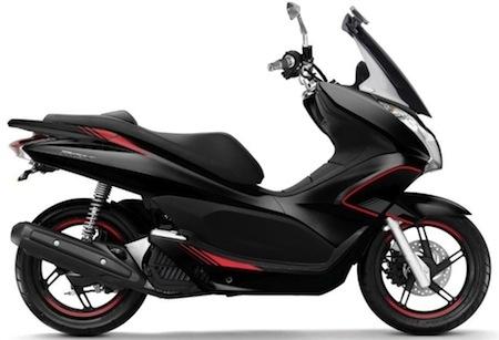 Puig: kit d'adhésifs pour Honda PCX