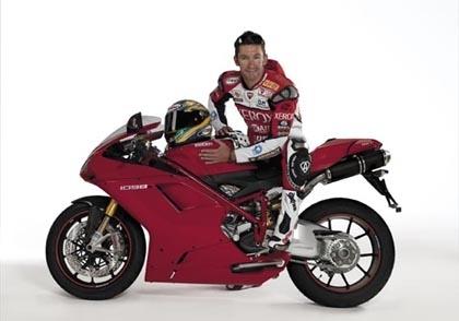 Ducati : porte ouverte 1098