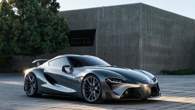 Toyota dévoile le concept FT-1 Vision GT