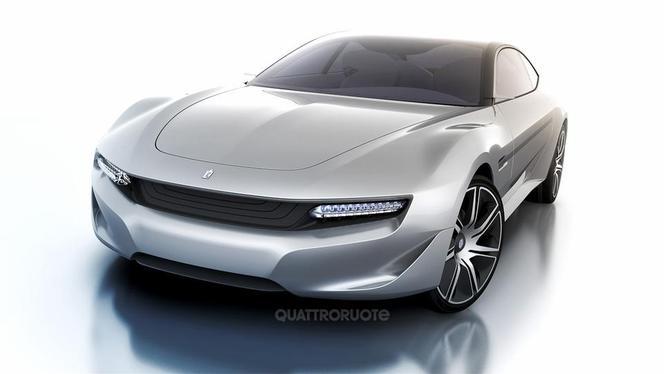 Genève 2012 : voilà le Pininfarina Cambiano Concept