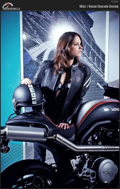 Moto & Sexy : le retour des filles de l'Est ...
