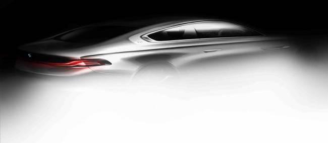 BMW Gran Lusso Coupe : le retour de la Série 8 à moteur V12 ?