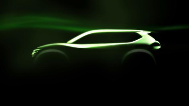 Genève 2012 : le concept Nissan Hi-Cross s'esquisse