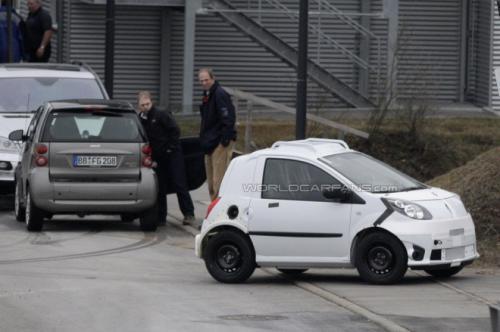 Scoop Caradisiac - Nom de code « X07 » : les 9 secrets de la future Renault Twingo