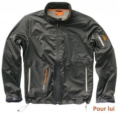 "Des vestes KTM, ""Ready to Style""..."