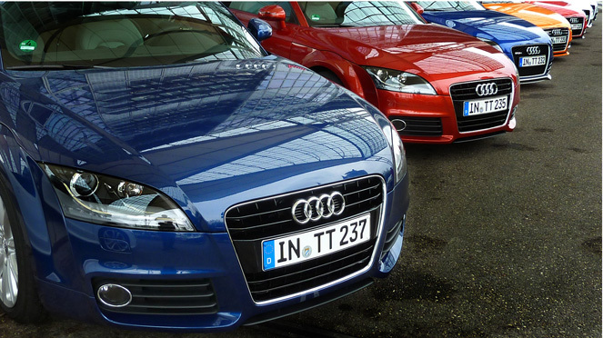 Essai - Audi TT restylé : remaniement caractériel