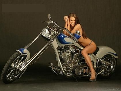 Moto & Sexy : la semaine du Custom, partie 6