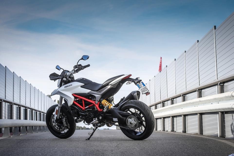 Essai Ducati Hypermotard 939 2016: la même en 939