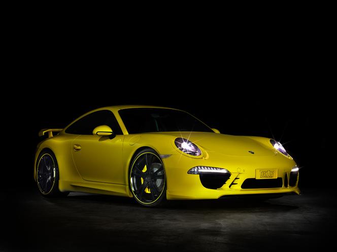 Genève 2012 : la Porsche 911 vue par Techart