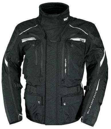 Nouveauté 2012: la veste IXS Patrol
