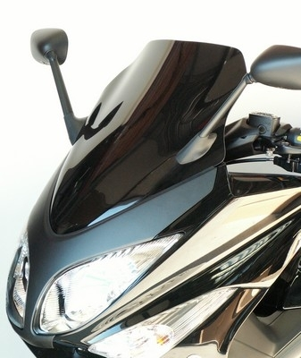 Bullster: bulle racing pour le Yamaha T-Max.