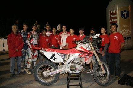 Baja 1000 : Honda encore vainqueur avec l'équipe JCR