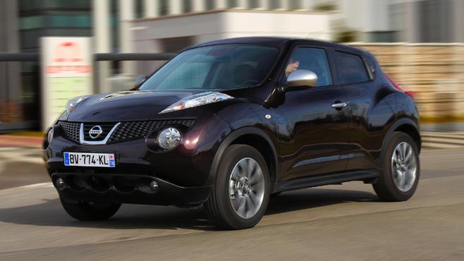 """Nissan dévoile le Juke """"Urban Premium"""""""