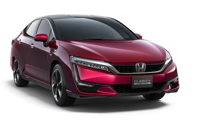 Salon de Genève 2016 - Honda Clarity Fuel Cell : deuxième chapitre