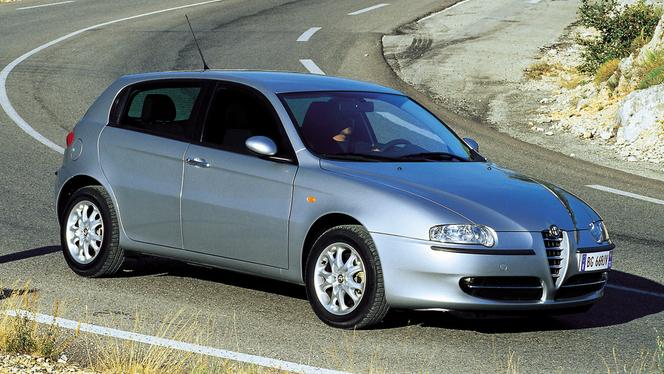L'avis propriétaire du jour : BruLUrE nous parle de son Alfa Romeo 147 1.6 TS 120 Distinctive 5p.