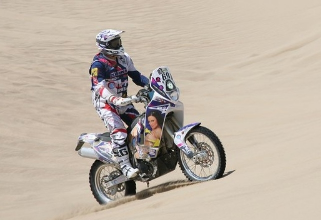 Dakar 2013 : Bonne première semaine  pour Hugo Payen