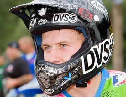 Motocross mondial : un pilote Américain chez Honda Martin
