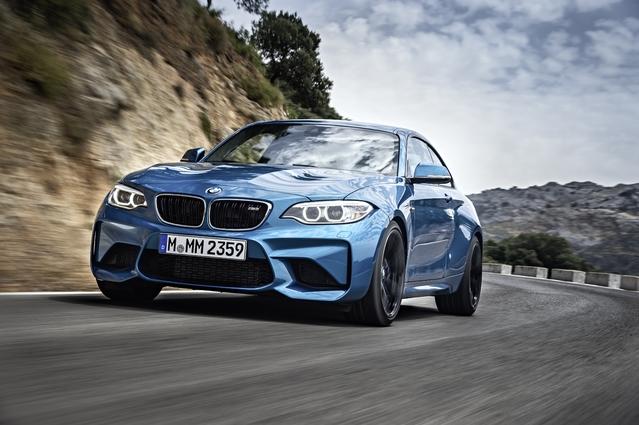 Nouvelle BMW M2 : à partir de 61 750 €
